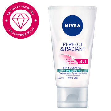NIVEA Perfect & Radiant 3 in 1 Cleanser-0
