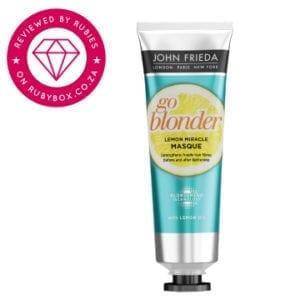 Sheer Blonde Go Blonder Lemon Miracle Masque -0