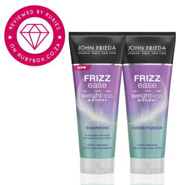 Frizz Ease Weightless Wonder Shampoo & Conditioner -0