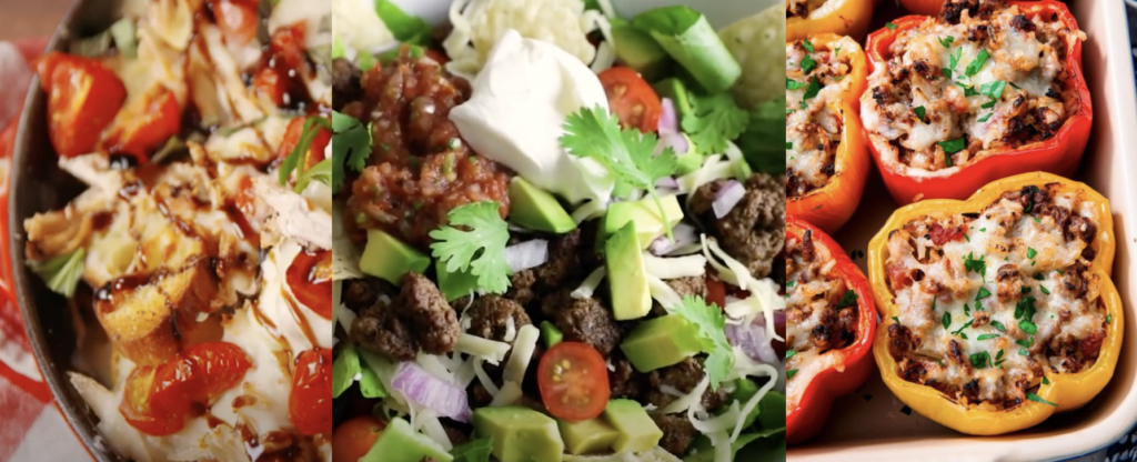 Quick Dinners for Those Busy Weeknights
