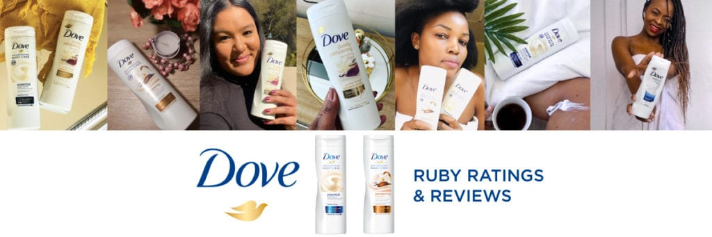 ruby reviews & ratings: Dove Nourishing Body Lotion