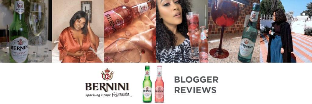 Bloggers Reviews: Bernini Sparkling Grape Frizzante