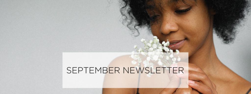 September Newsletter 2020