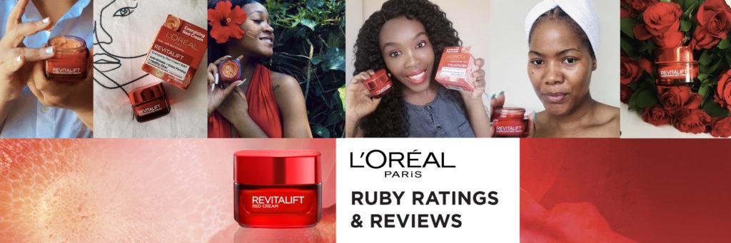 LOreal rating article