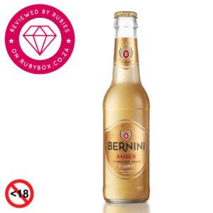Bernini Amber bottle